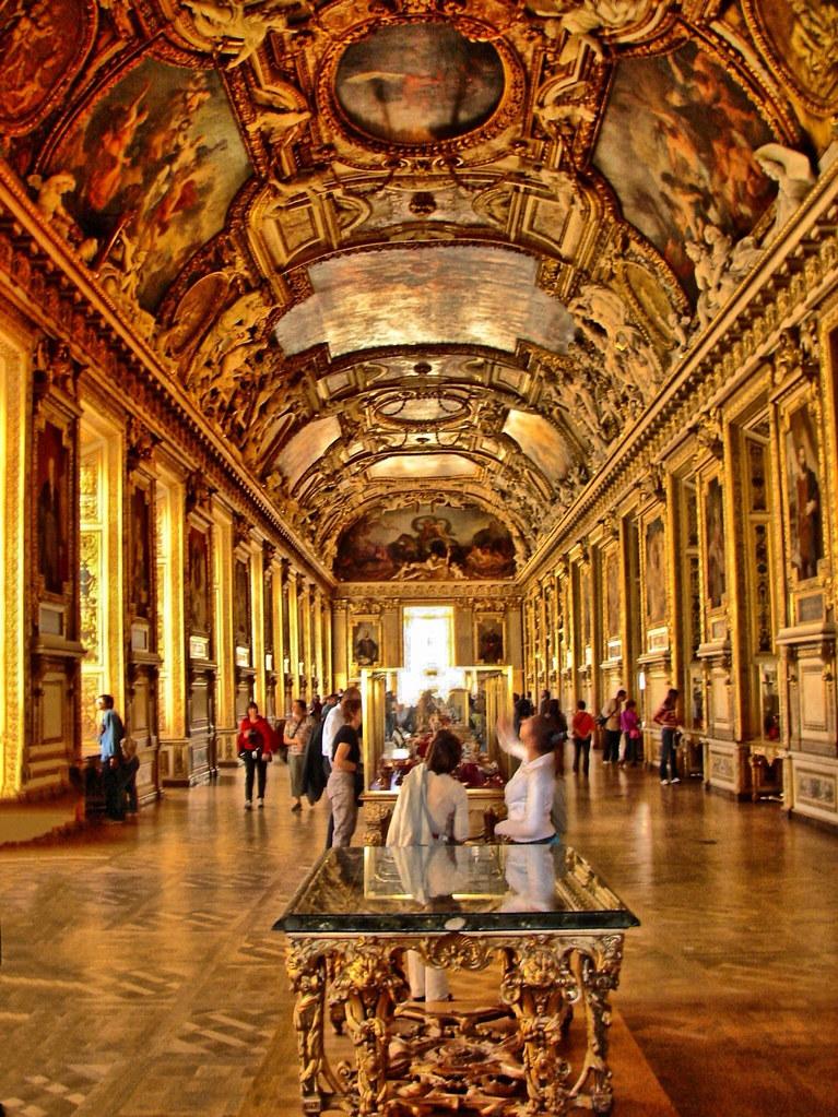 Interior: Louvre | Jeffrey | Flickr