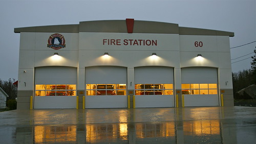 Halifax Fire - Station 60 | by JL1967