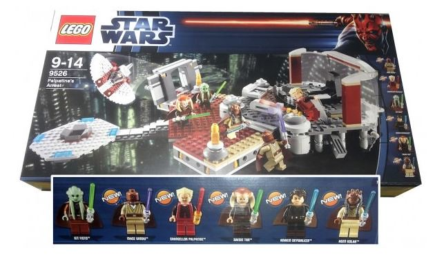 LEGO Star Wars - Palpatine's Arrest Set | LEGO Star Wars - P… | Flickr