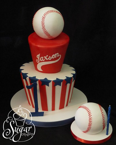 Team Baby Cakes Baseball