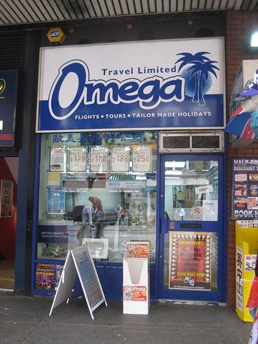 Omega World Travel Elizabeth Martinez