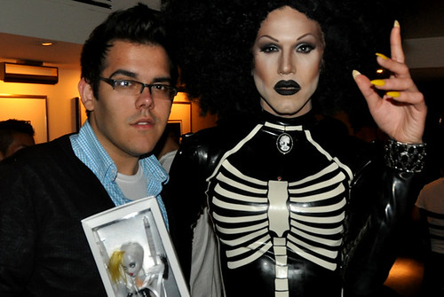 Sharon Needles and I | by hauntcouture