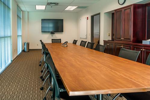 Industrial Conference Room Interior Design