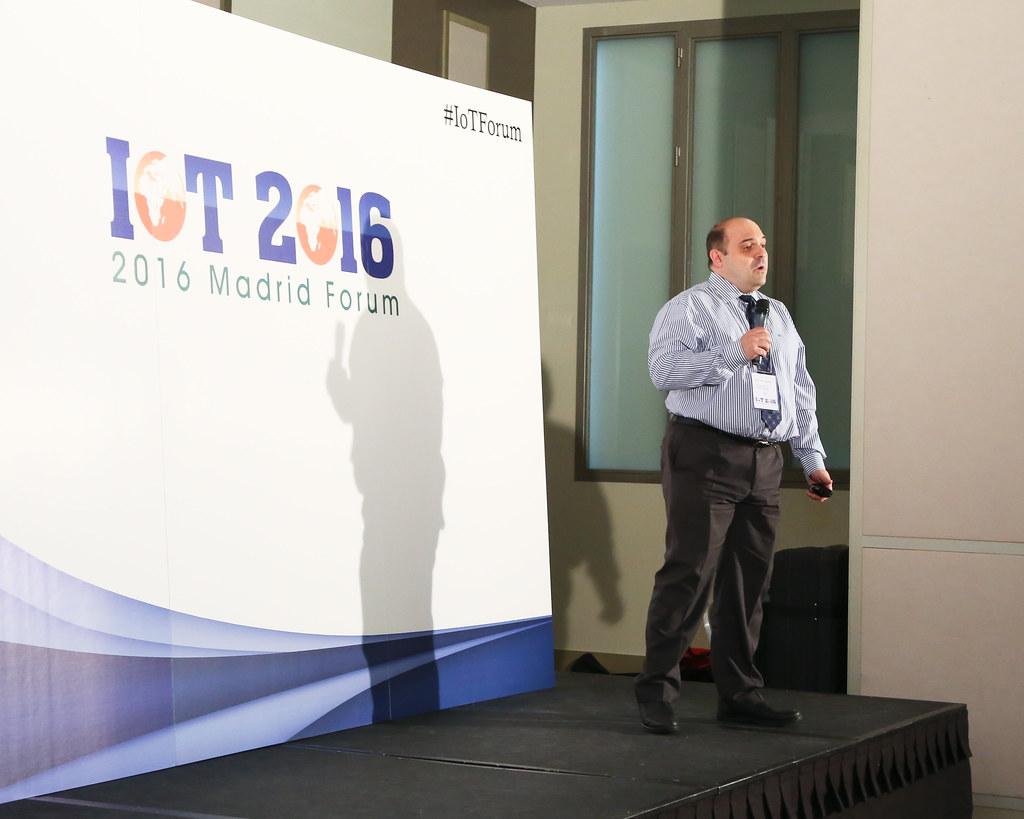 Atos Jos Mara Cavanillas Chief Big Data Security Off Flickr Officer By Executive Forum