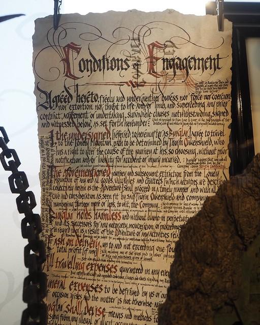 Hobbit Contract