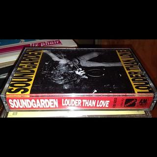 "Soundgarden ""Louder Than Love"" cassette | Dave McGurgan ..."