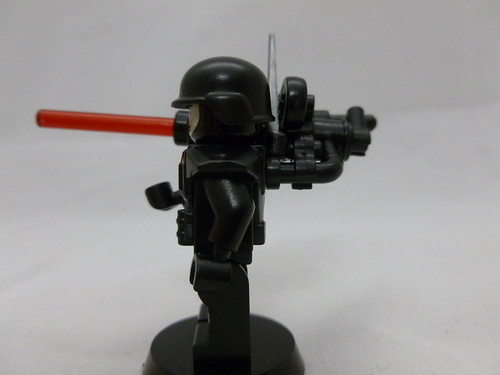 Hyper Laser Shoulder Cannon (HLSC) Left view | by ReviewDrew
