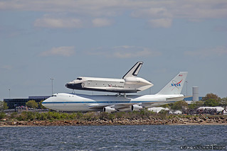 SCA/Space Shuttle Enterprise | by Kenneth Pagliughi