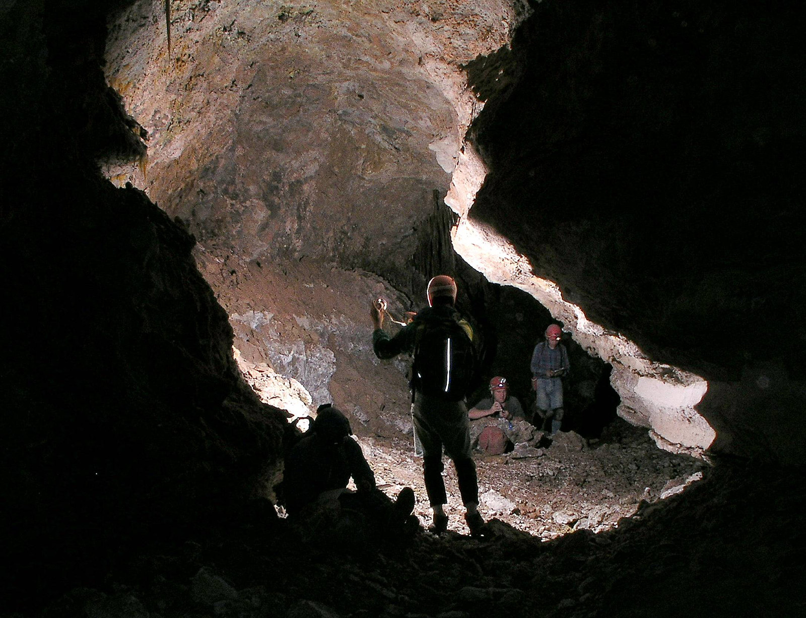 Fort Stanton-Snowy River Cave NCA