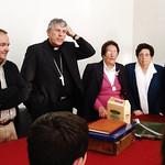 Visita del Arzobispo de Toledo