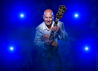 Jazz Guitarist Tim Riddle | by Tampa Band Photos