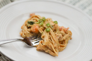 Crawfish Fettuccine | by niftyfoodie