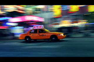 Taxi in New York | by Franafricano