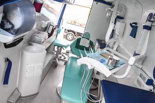 Clinica Dental Movil en Villa Juan Pablo II | by Municipalidad de Antofagasta