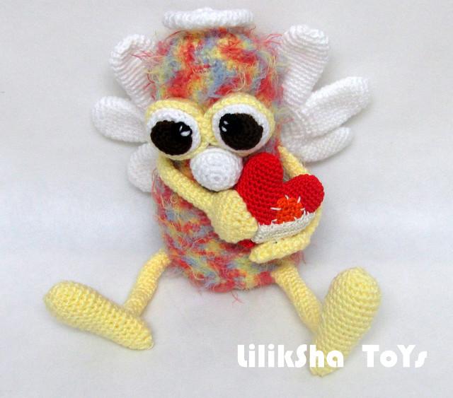 Crochet Dragon PDF Amigurumi Pattern. | Etsy | 440x500