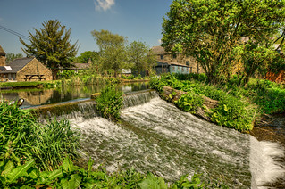 Rowsley_260512_0128 Caudwell's Mill | by Steve Bark
