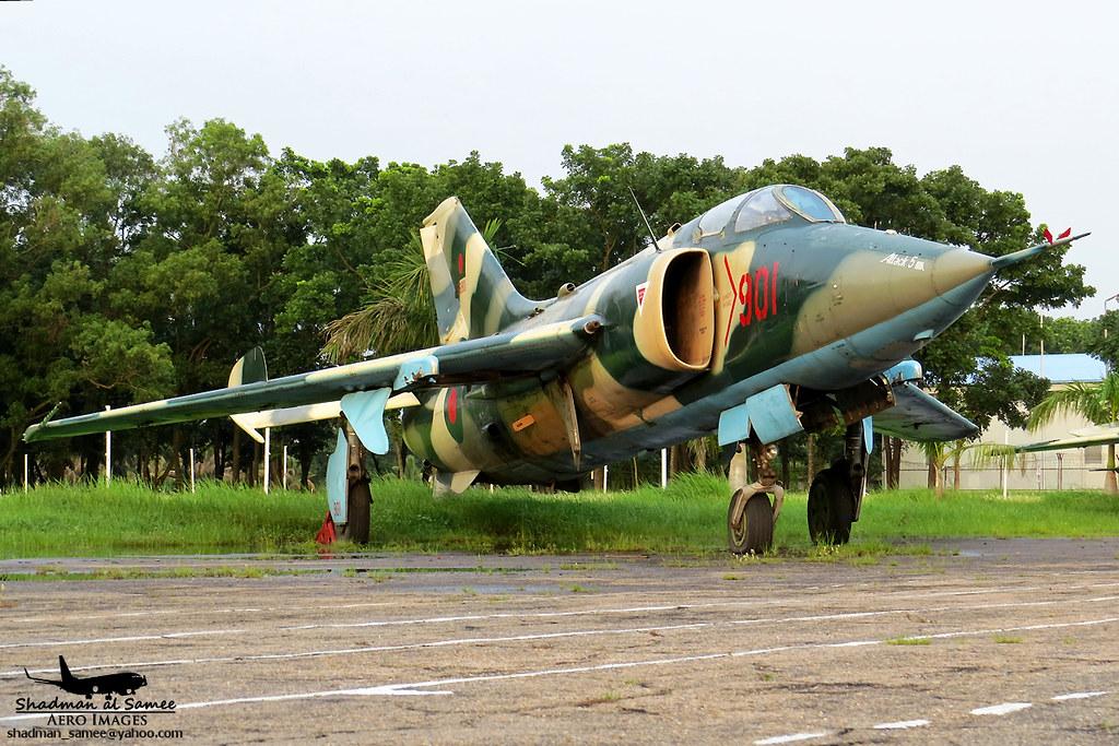 56901 Bangladesh Air Force A 5C Fantan