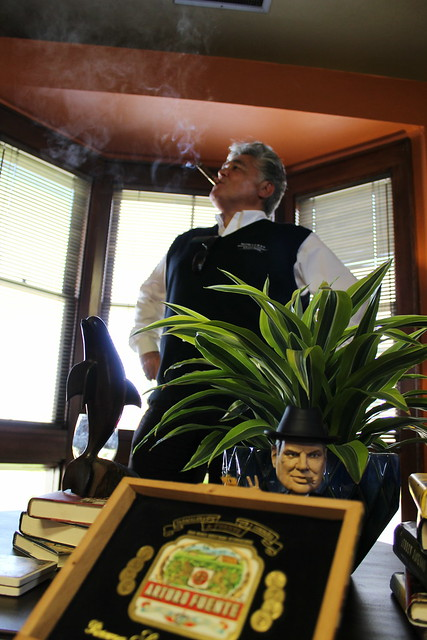 The Humidor Cigar Shop & Lounge