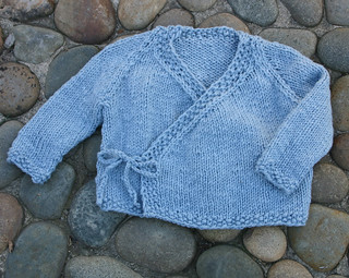 Cocoon Sweater blue | by kira_dulaney