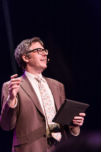 Ira Glass at The Pabst Theater | by WUWM 89.7 FM