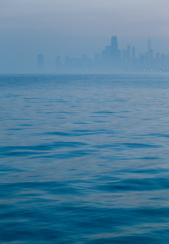 0290 - Chicago Skyline from Montrose Harbor | by Kurt Kramer