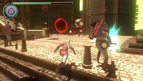 Gravity Rush for PS Vita: Kat Military | by PlayStation.Blog