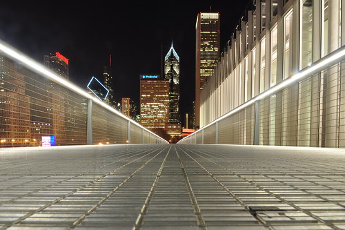 View From Nichols Bridgeway | by Seth Oliver Photographic Art