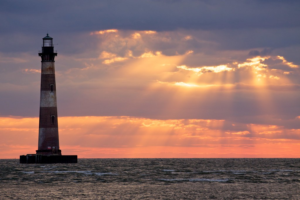 Image result for morris island lighthouse