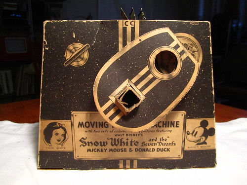 Pepsodent Walt Disney Moving Picture Machine - 1938 | by Loopdeeloop
