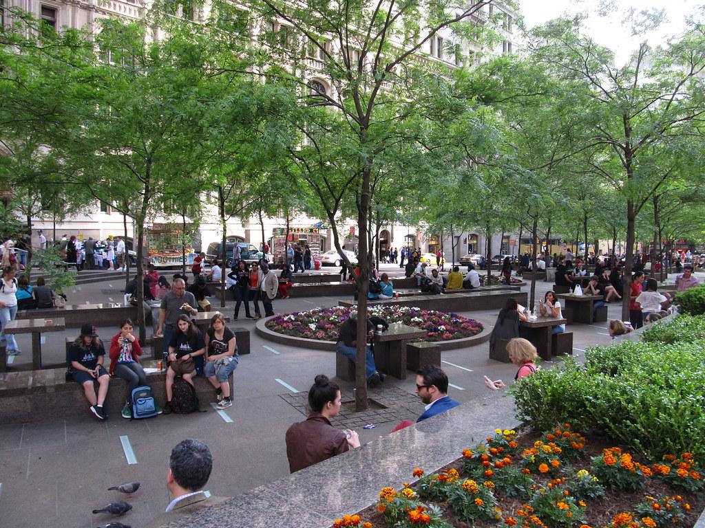 Zucotti Park, NYC