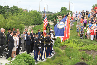 Fallen Virginians remembered on Memorial Day | by Virginia Guard Public Affairs