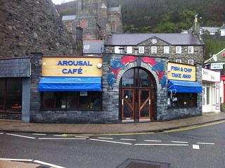 Arousal in Barmouth | by Banana_Moon