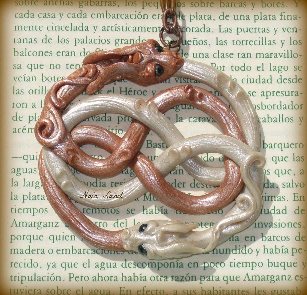 Auryn Dragón De La Suerte Fujur Es El Dragón De La Suerte Flickr