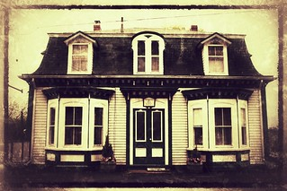 old Lunenburg house, Nova Scotia ...June 2012 | by bevcraigwhite