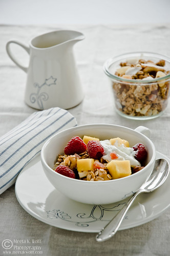 TropicalFruitGranola-0358-WM | by Meeta Wolff @ What's For Lunch, Honey?