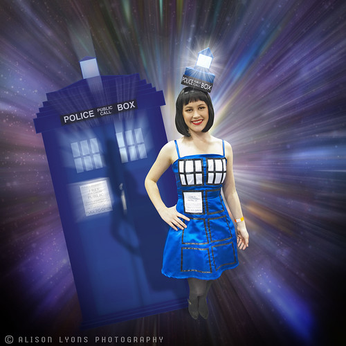 TARDIS | by alison lyons photography