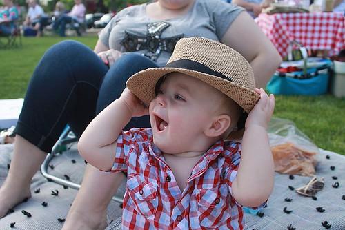 赤ちゃん 夏 服装 日焼け 対策