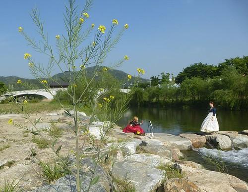 C16-Jeonju-ville ancienne-Riviere (2)