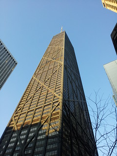 John Hancock Building,  Chicago 2012 | by DGM885