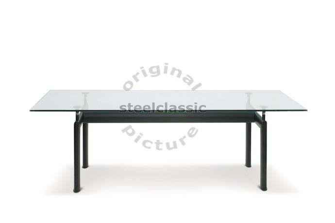 Le Corbusier - Dining table LC6   Table with epoxy enamel ov…   Flickr