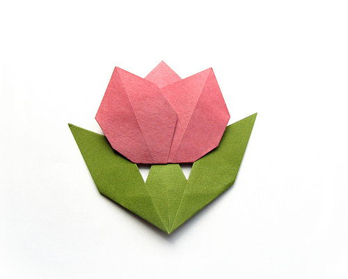Tulip niwa designer taiko niwa diagram origami flowers flickr tulip niwa by rebecccaravelry tulip niwa by rebecccaravelry mightylinksfo
