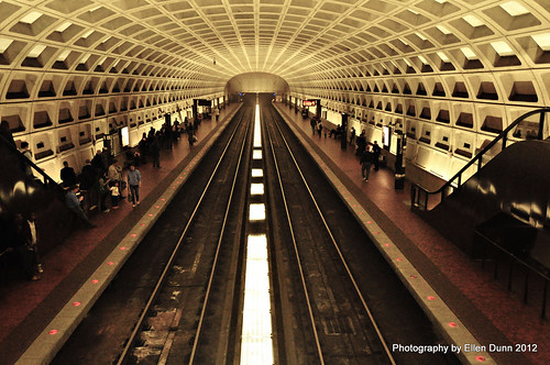 Pentagon City Subway Station - Washington D.C. | by Photography by Ellen Dunn