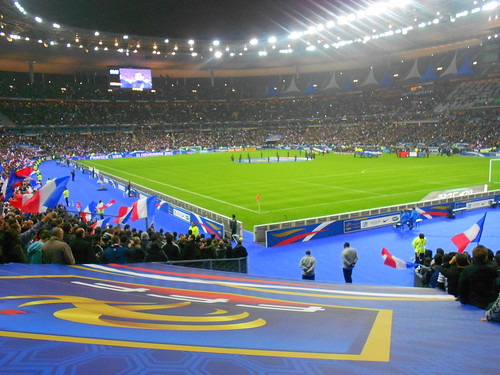 USA vs France soccer match, Stade de France, Paris | by Liberal Arts Voices