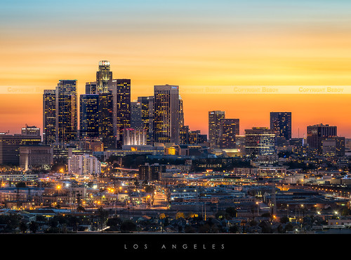 Los Angeles sunset | by Beboy_photographies