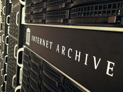 Internet Archive Servers | by jblyberg