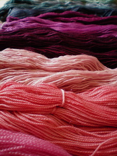 Yarn Rainbow - Blog Week Photo Challenge | by juliezryan