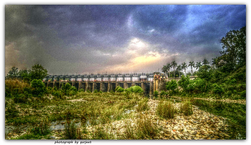 MY HOME TOWN (HDR) | by GURJEET.