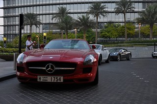 SLS 6.3 AMG MERCEDES-BENZ | by mb.560600.kuwait
