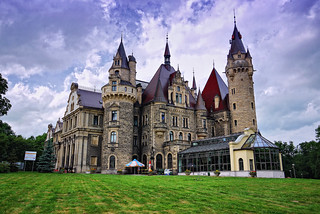 Poland Castle Moszna June 2012 | by Smo_Q