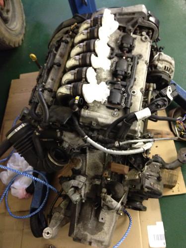 Alfa Romeo 147 Gta 3 2 V6 Engine Out Roadsternumber6